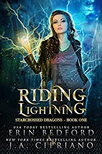 Riding Lightning (Starcrossed Dragons #1)