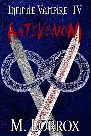 Antivenom (Infinite Vampire, #4)