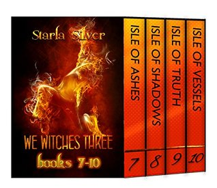 We Witches Three Books 7-10 Bundle (We Witches Three Bundles Book 2)