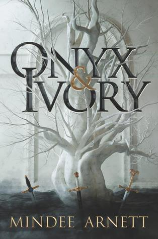 Jacket Cover for Onyx and Ivory by Mindee Arnett