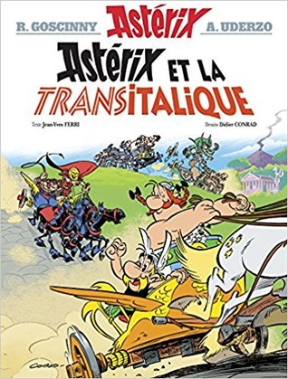 Astérix et la Transitalique by Jean-Yves Ferri