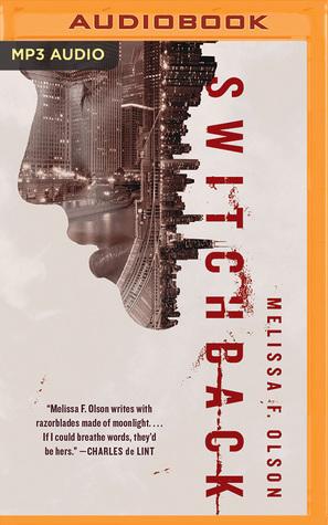 Switchback: A Nightshades Novel