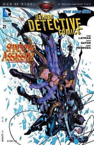 Batman Detective Comics #21