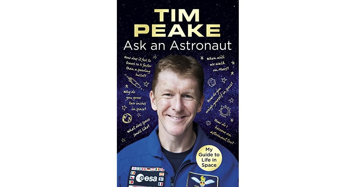 ask an astronaut my guide to life in space - photo #5