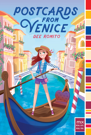 Postcards from Venice by Dee Romito