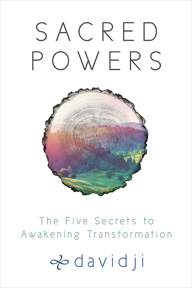 Sacred Powers The Five Secrets to Awakening Transformation