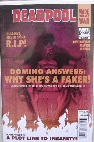 Deadpool Wade Wilson's War Marvel Knights Comic Limited Series No. 4 of 4 Oct 2010