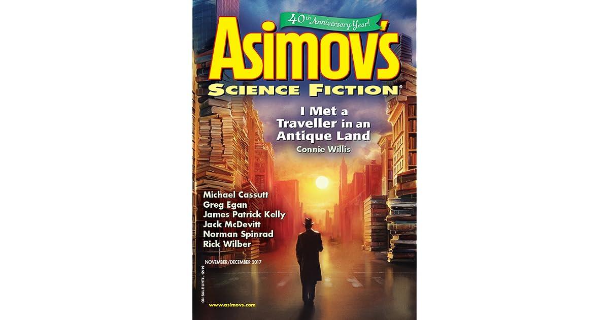 Asimov S Science Fiction November December 2017 By Sheila Williams