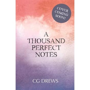 Image result for cg drews a thousand perfect notes