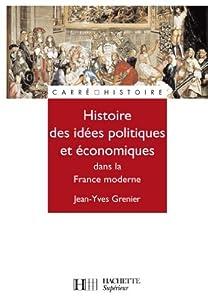 Histoire de la pensée politique économique et politique dans la France d'Ancien Régime : Nº66