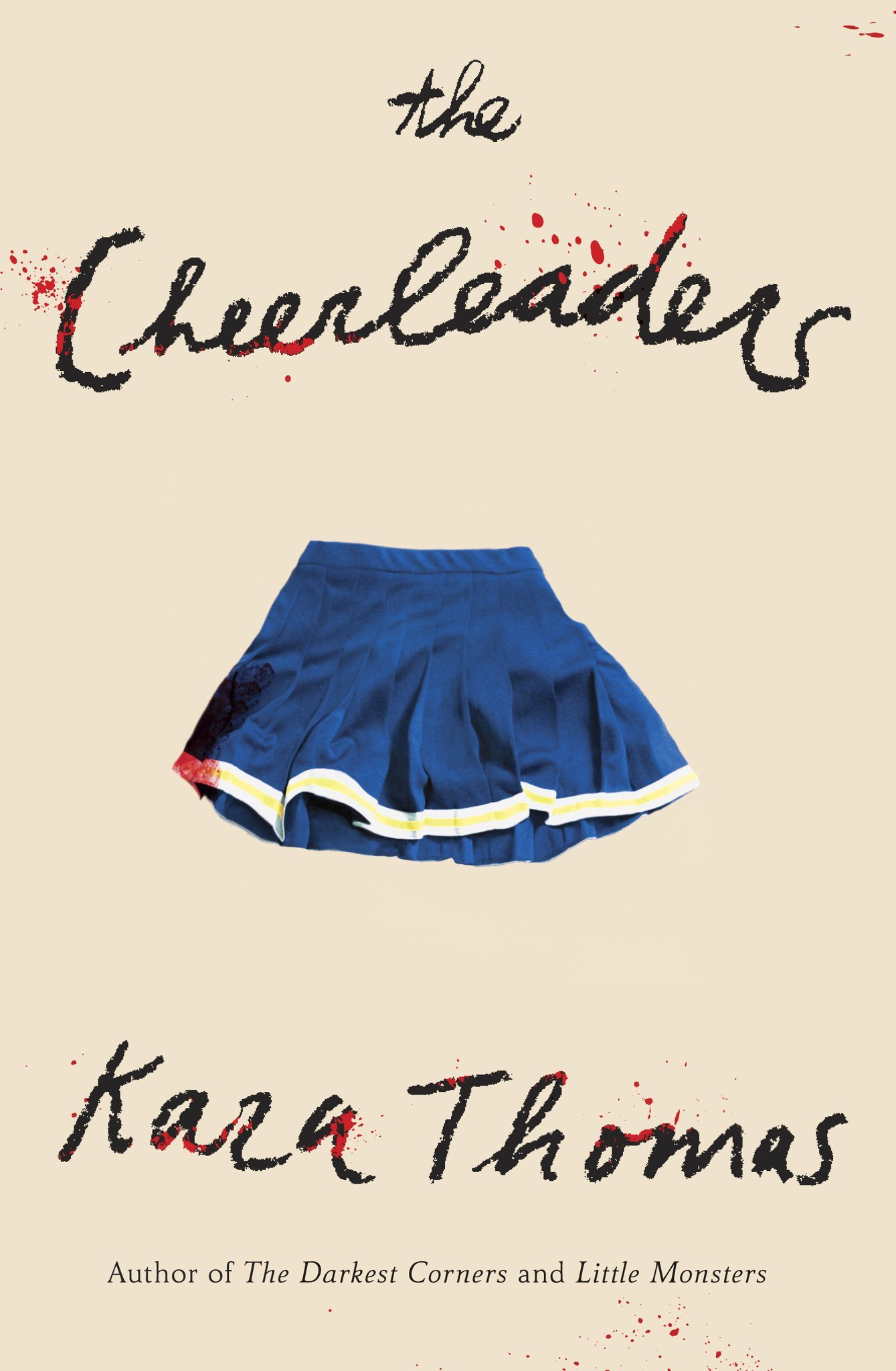Image result for the cheerleaders by kara thomas