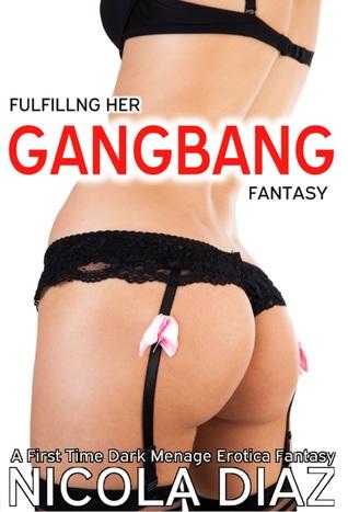 Fulfilling Her Fantasy Gangbang