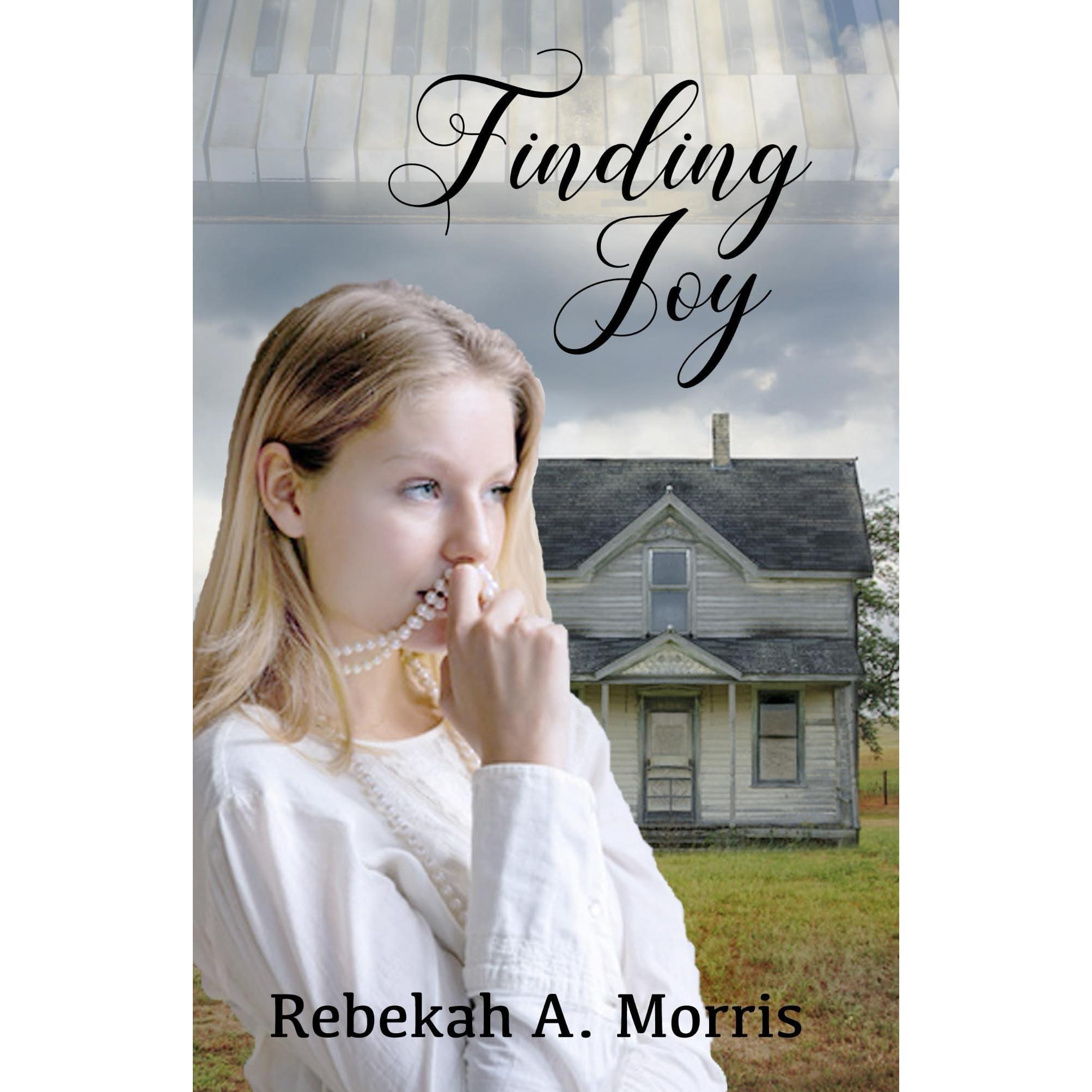 Image result for finding joy rebekah a morris
