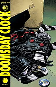 Doomsday Clock #2: Places We Have Never Known
