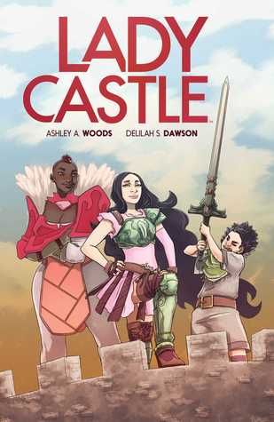 Ladycastle by Delilah S. Dawson