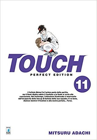 Touch: Perfect edition, Vol. 11