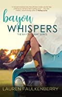 Bayou Whispers (The Bayou Sabine Series #3)