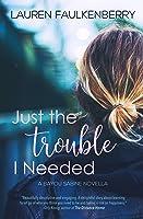 Just the Trouble I Needed: A Bayou Sabine Novella (Bayou Sabine Series #4)