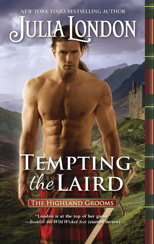 Tempting the Laird (Highland Grooms, #5)