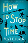 How To Stop Time-book cover