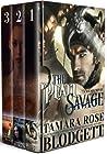 The Savage Series, Books 1-3: The Pearl Savage, The Savage Blood and The Savage Principle