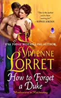 How to Forget a Duke (Misadventures in Matchmaking, #1)