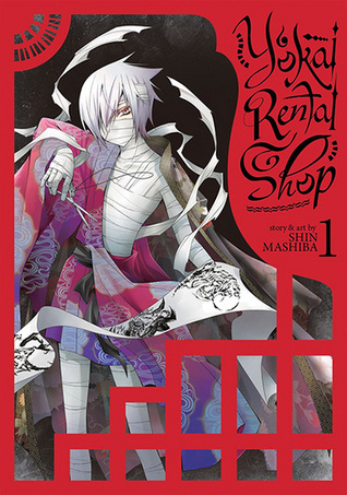 Yokai Rental Shop, Vol. 1 by Shin Mashiba