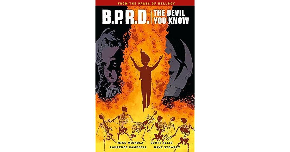 938c9e793c778 B.P.R.D.: The Devil You Know, Vol. 1: Messiah by Mike Mignola