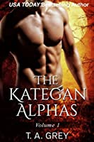 Mating Cycle (The Kategan Alphas Book 1)