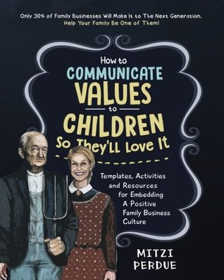 How to Communicate Values to Children: Templates, Activities, and Resources for Embedding a Positive Family Business Culture (How to Make Your Family Business Last) (Volume 2)