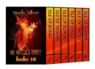 We Witches Three Books 1-6: Urban Fantasy Romance Box Set (Demon Isle Teen Adaptation)
