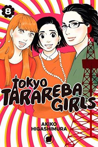Tokyo Tarareba Girls, Vol. 8