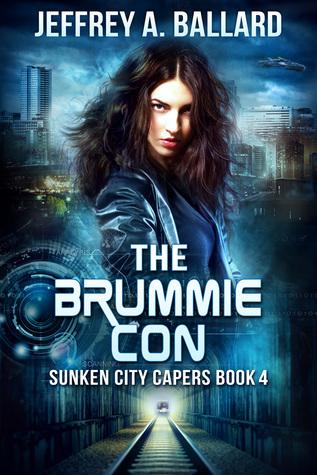 The Brummie Con (Sunken City Capers, #4)