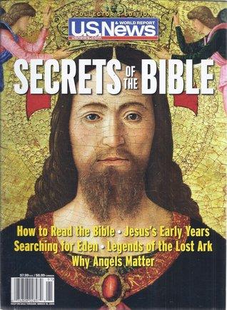 Secrets of the Bible Magazine (U.S. News & World Report 2008)