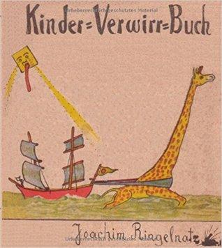 Kinder Verwirr Buch 1931 By Joachim Ringelnatz