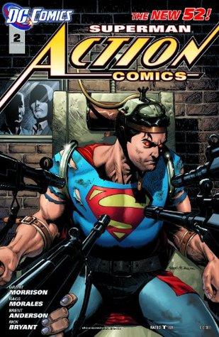 Superman – Action Comics (2011-2016) #2
