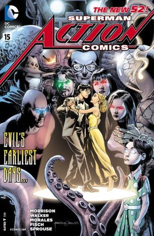 Superman – Action Comics (2011-2016) #15