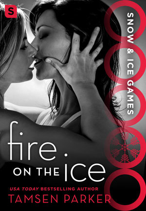 Fire on the Ice (Snow & Ice Games, #4)
