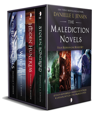 The Malediction Novels Digital Boxed Set