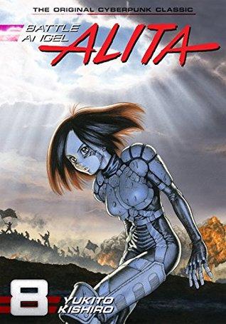 Battle Angel Alita 8: Fallen Angel