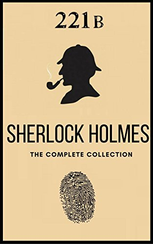 The Complete Sherlock Holmes Volumes 1-4 (The Heirloom Collection)