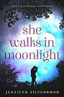 She Walks in Moonlight