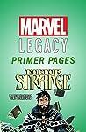 Doctor Strange - Marvel Legacy Primer Pages (Doctor Strange (2015-2018))