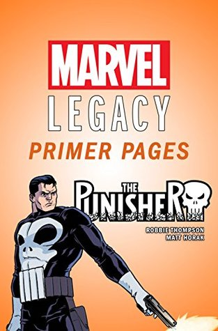 The Punisher - Marvel Legacy Primer Pages (The Punisher by Robbie