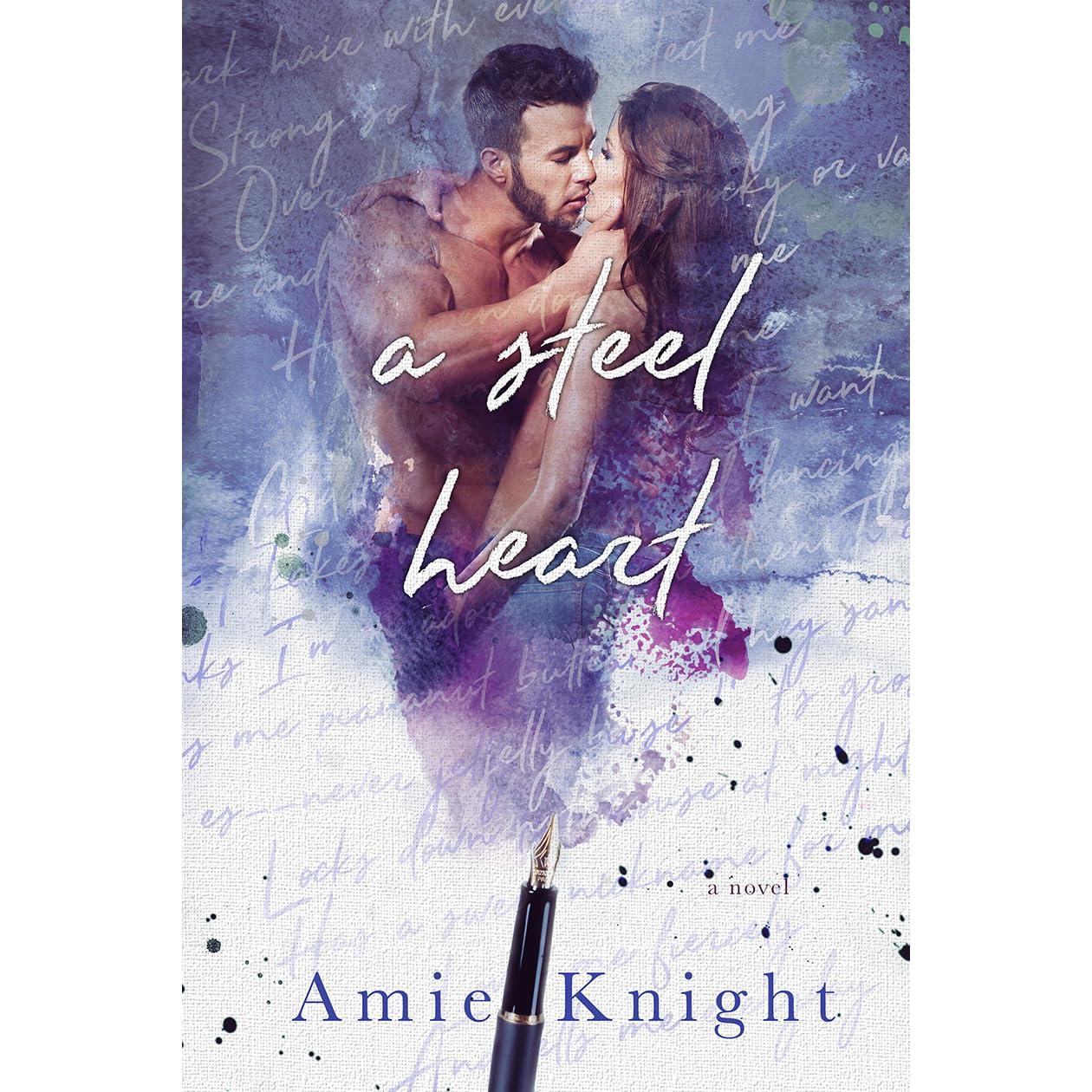A steel heart by amie knight a steel heart fandeluxe Choice Image