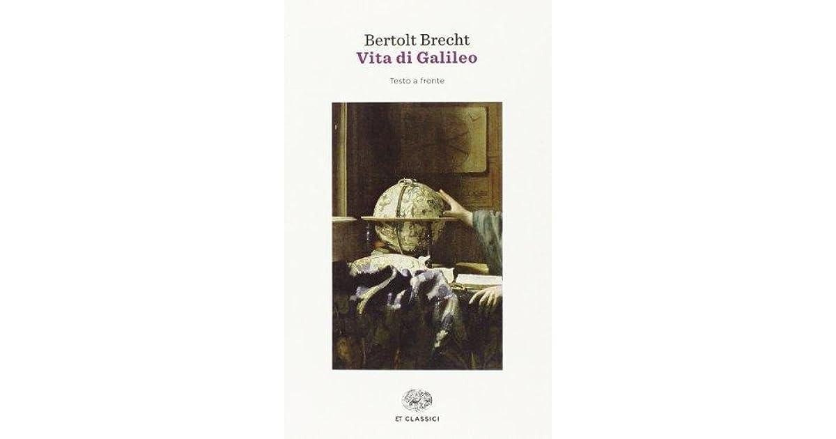 Vita Di Galileo Brecht Ebook