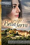Return to Bella Terra: Book 3 of The Italian Chronicles Trilogy (The Italian Chronicles)