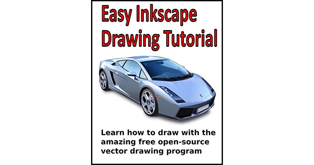 Easy Inkscape Drawing Tutorial Learn How To Draw With The Amazing