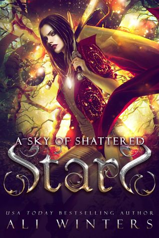 A Sky Of Shattered Stars by Ali Winters