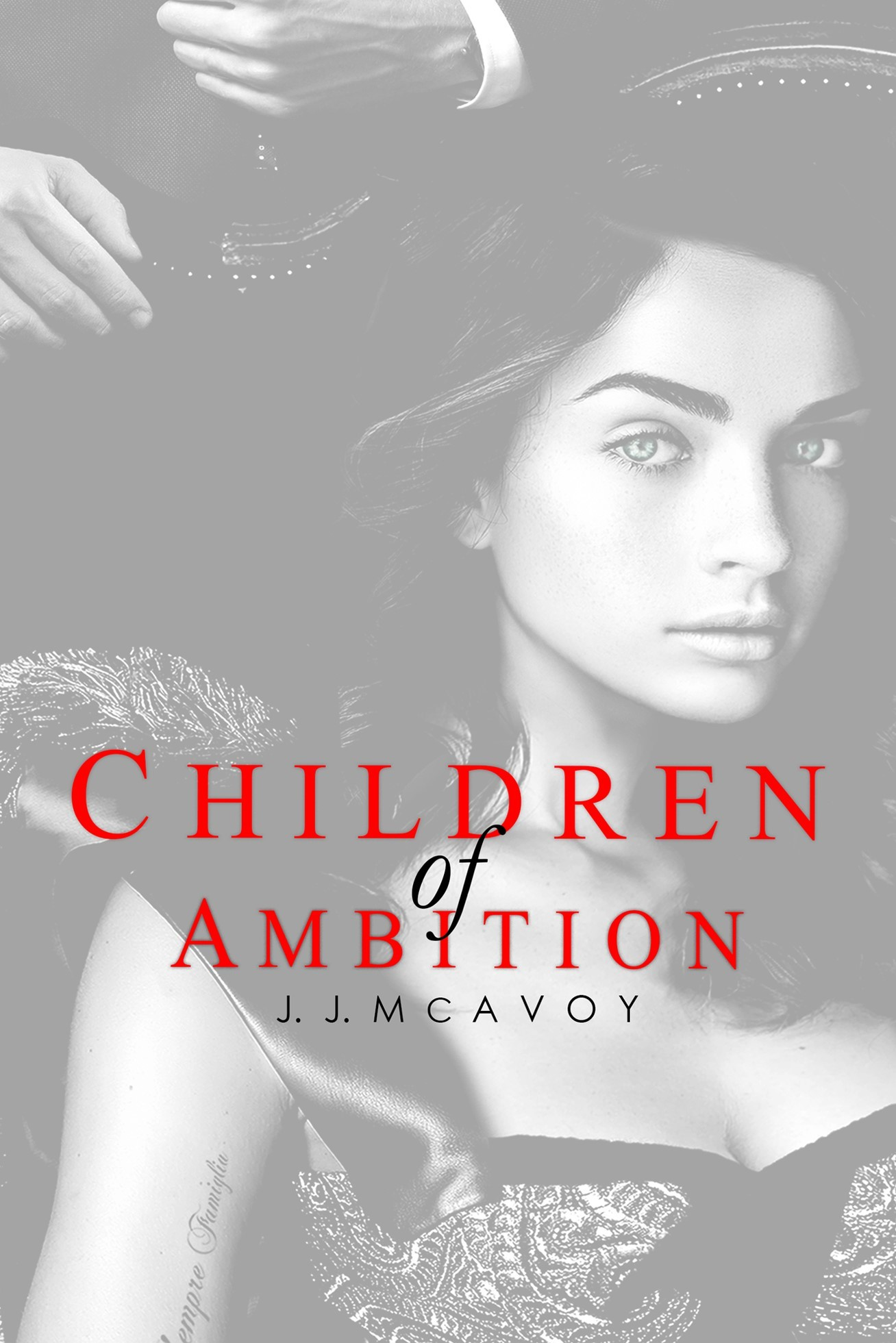 J. J. McAvoy - Children of Vice 2 - Children of Ambition